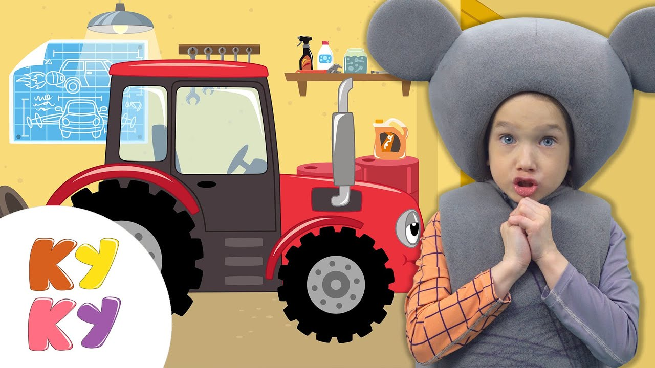 ГАРАЖ - Кукутики - Новинки 2021 мультфильмы для детей малышей про машинки