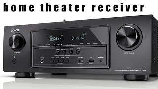 ❄❤✴the ten best home theater receiver canada review