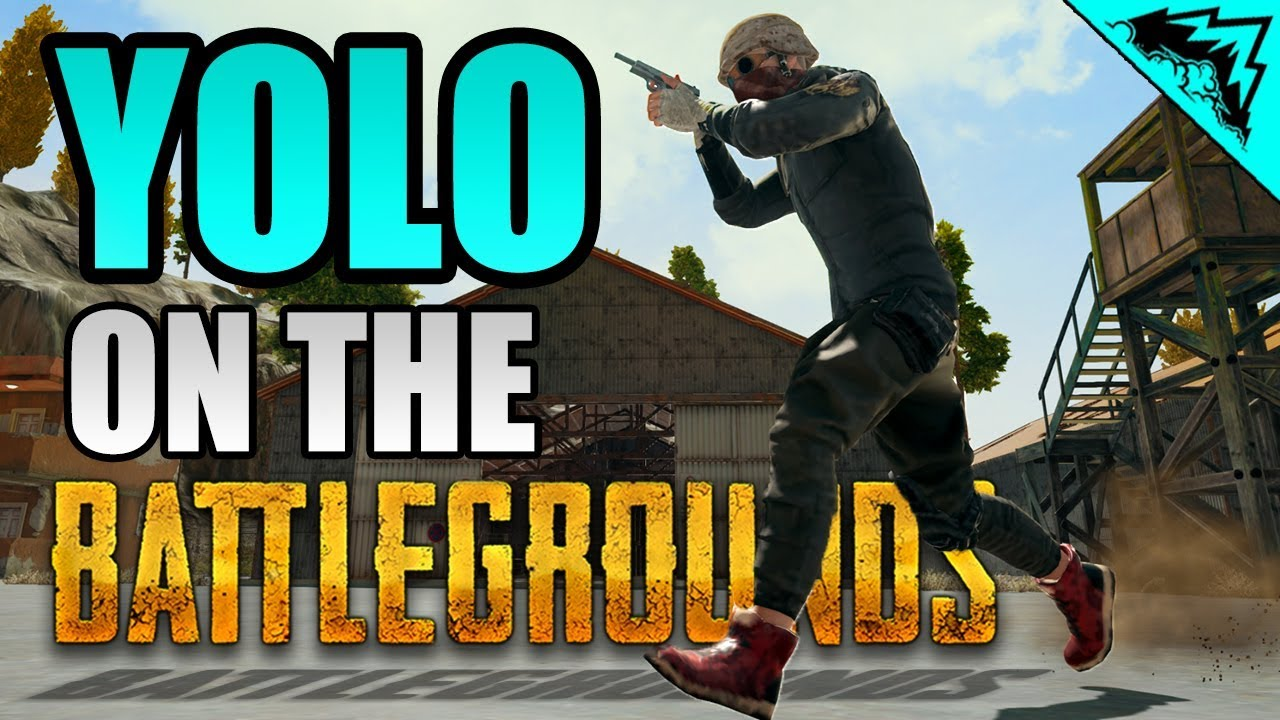 "ONE OF A KIND C.O. ""YOLO on the Battlegrounds"" #11"