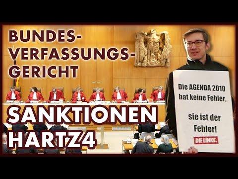 Hartz4 Sanktionen: Das Bundesverfassungsgericht muss entscheiden