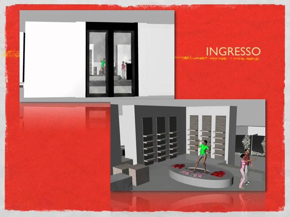 Progettazione interni commerciali interior design iid perugia youtube - Interior design perugia ...