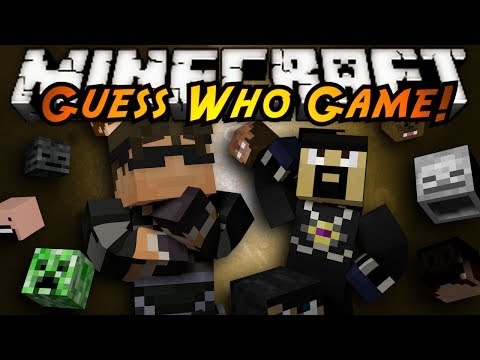 Minecraft Mini-Game : GUESS WHO!