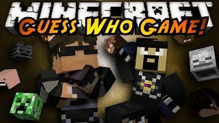 minecraft mini game guess who