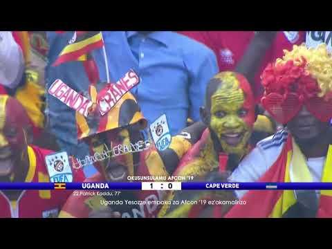 UGANDA EWANGUDDE CAPE VERDE 1-0
