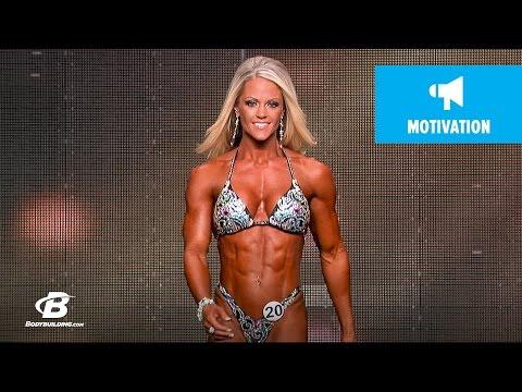Figure Dynasty: How Nicole Wilkins Won Her Fourth Olympia - Bodybuilding.com