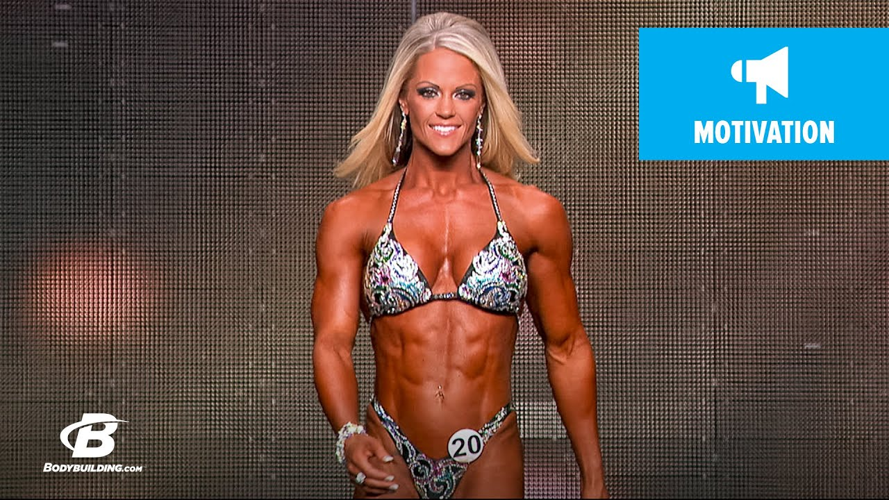 Figure Dynasty: How Nicole Wilkins Won Her Fourth Olympia - Bodybuilding.com