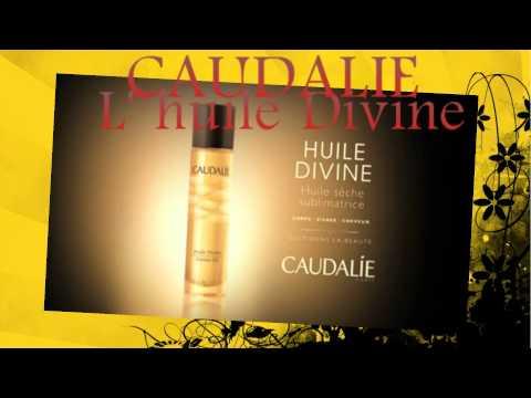 Caudalie huile divine parapharma3000