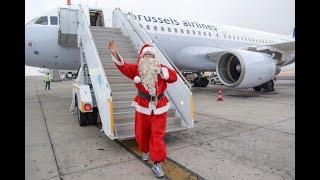 إنطلاق رحلة بابا نويل التي ينتظرها الكثير من الاطفال من فنلندا