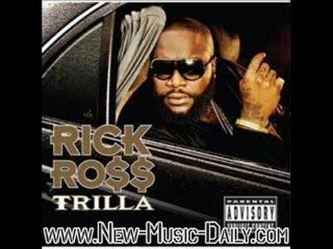 Rick Ross - Money Make Me Come ft. Ebonylove (Trilla Album)
