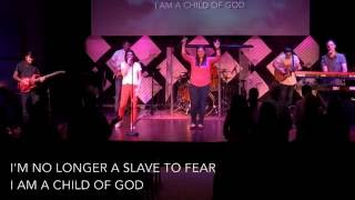 No Longer Slaves LIVE [Full Band] - GENESIS Worship feat. Kenny Laughters