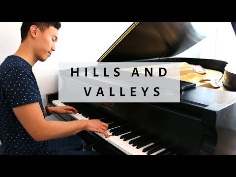 Hills and Valleys - Tauren Wells (Piano Cover) - YoungMin You