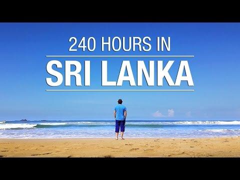 240 hours in #SriLanka   ٢٤٠ ساعة في #سيريلانكا