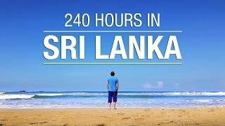 240 hours in #SriLanka | ٢٤٠ ساعة في #سيريلانكا