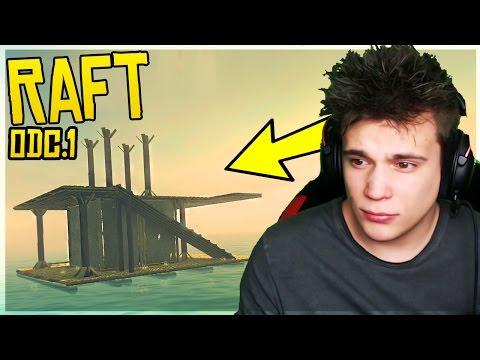 Budujemy tratwę! - Raft #1