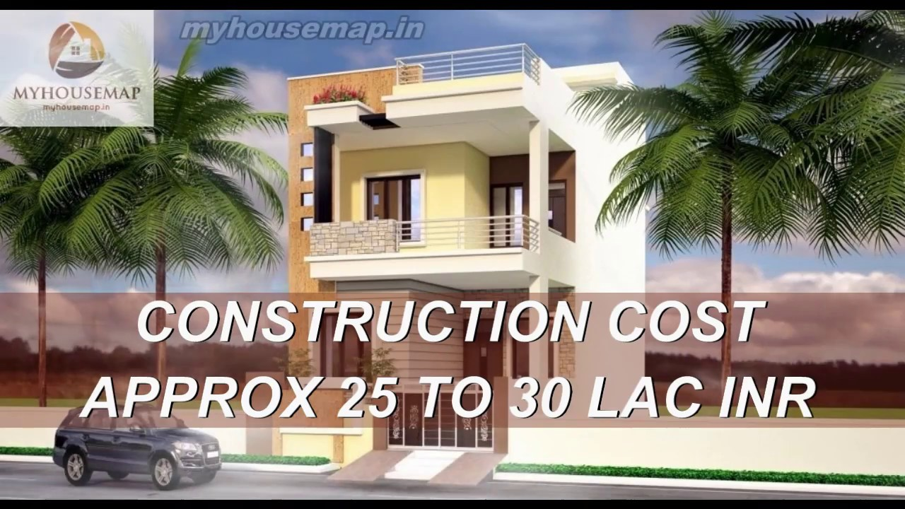 House design front elevation house 2060 sq ft latest 2017