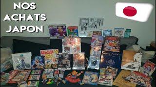 Download Video NOS ACHATS JAPON | Dragon Ball, Full Metal Alchemist, Pokémon ect MP3 3GP MP4