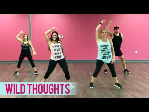 DJ Khaled - Wild Thoughts ft. Rihanna, Byson Tiller (Dance Fitness with Jessica)