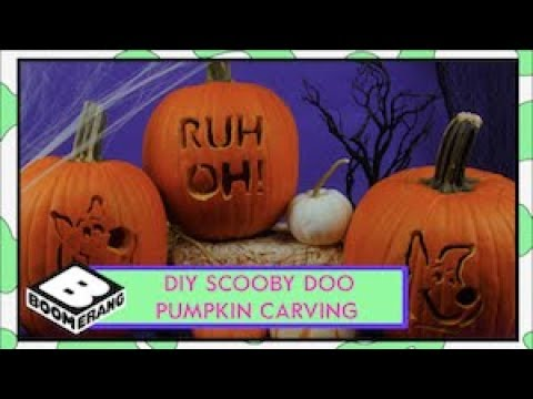 scoobtober-|-pumpkin-carving-|-diy-|-boomerang-official