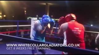 White Collar Boxing Birmingham