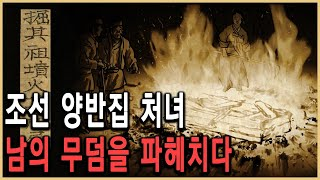 KBS 역사스페셜 – 임금도 막을 수 없다. 조선의 묘…