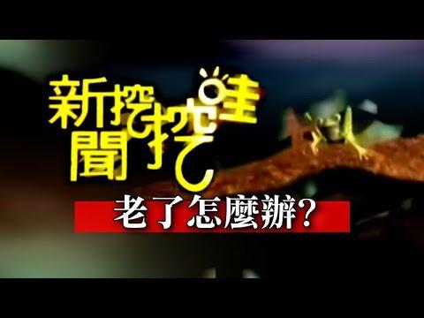 新聞挖挖哇:老了怎麼辦160706 (方荷生 李慶仁 呂文婉 盧燕俐) - YouTube