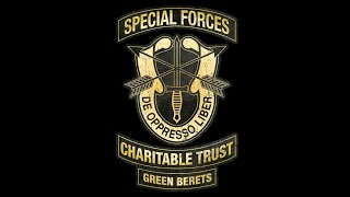 SFCT Interview with Special Forces Soldier, Nick Lavery