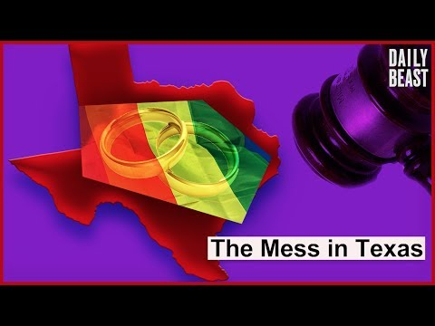 Texas Rolls Back Benefits For LGBTQ Families