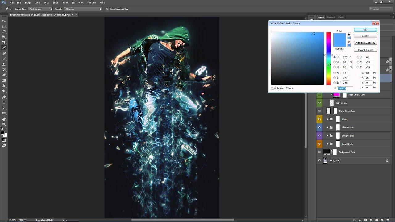 Fractal photoshop action tutorial youtube fractal photoshop action tutorial baditri Gallery