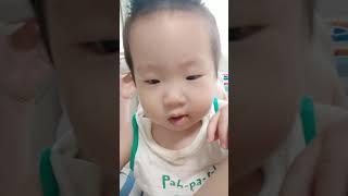 만 12개월 아기 옹알이 언어발달 기록 / 육아체험 영…