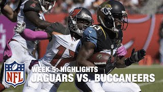 Jaguars vs. Buccaneers | Week 5 Highlights | NFL