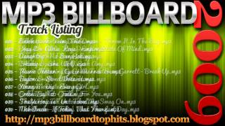 mp3 BILLBOARD 2009 TOP Hits mp3 BILLBOARD 2009