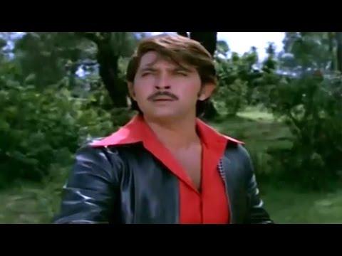 Climax Scene Part 1 @ Dil Aur Deewaar - Jeetendra, Moushumi