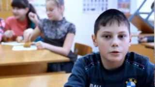 Видео поздравление с Новым Годом от учеников 6 'Б' класса Шенталинской СОШ №1