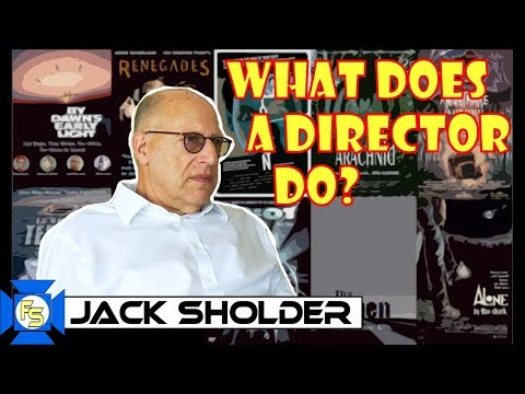 What DOES A Director Do? With Jack Sholder - Fandom Spotlite