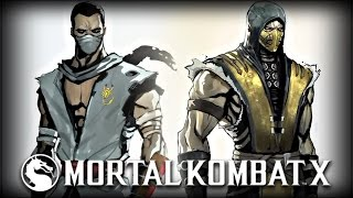 Mortal Kombat X | Как легко играть на клавиатуре.