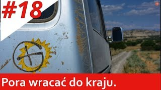 GRUZJA 18 Pora Wracać Do Kraju Etap1 Gruzja Polska