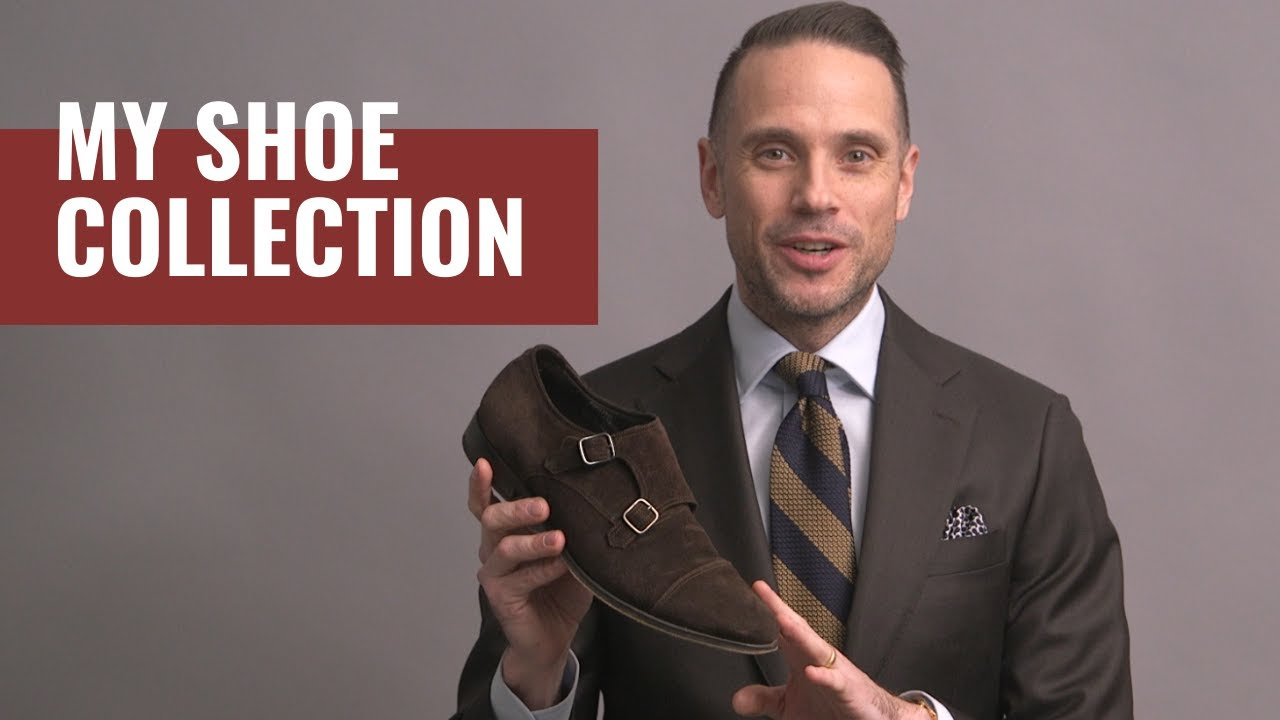 My Shoe Collection | Men's Dress Shoes, Loafers, Boots, Monkstraps & Sneakers