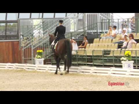 Heather Currie and Donnerblitz Inter I CDI