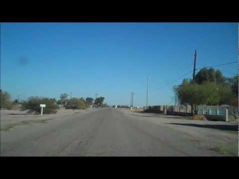 Mayer Blvd in Thunderbird Farms in Maricopa AZ - Maricopa Horse Properties