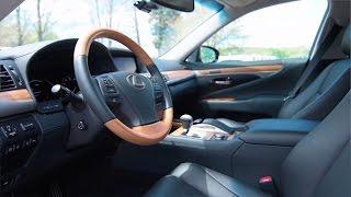 2016 Lexus LS600h L Review - AutoNation
