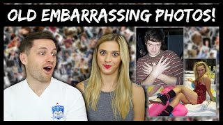 OLD EMBARRASSING PHOTOS | SPENCER & ALEX
