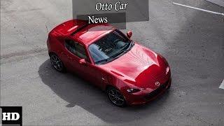 HOT NEWS  !!!!  2018 Mazda MX 5 Miata Exterior Overview
