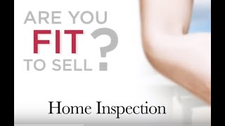 RE MAX Fit To Sell   Home Inspection
