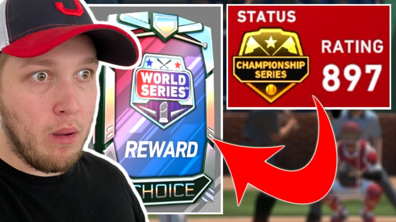 i was one win away from WORLD SERIES and you WON'T BELIEVE what happened..
