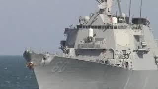 USS Paul Hamilton 2002