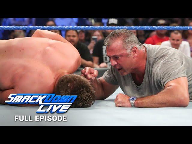 WWE SmackDown LIVE Full Episode, 25 June 2019