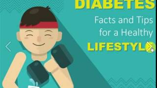 Diabetes facts and tips for a healthy ...
