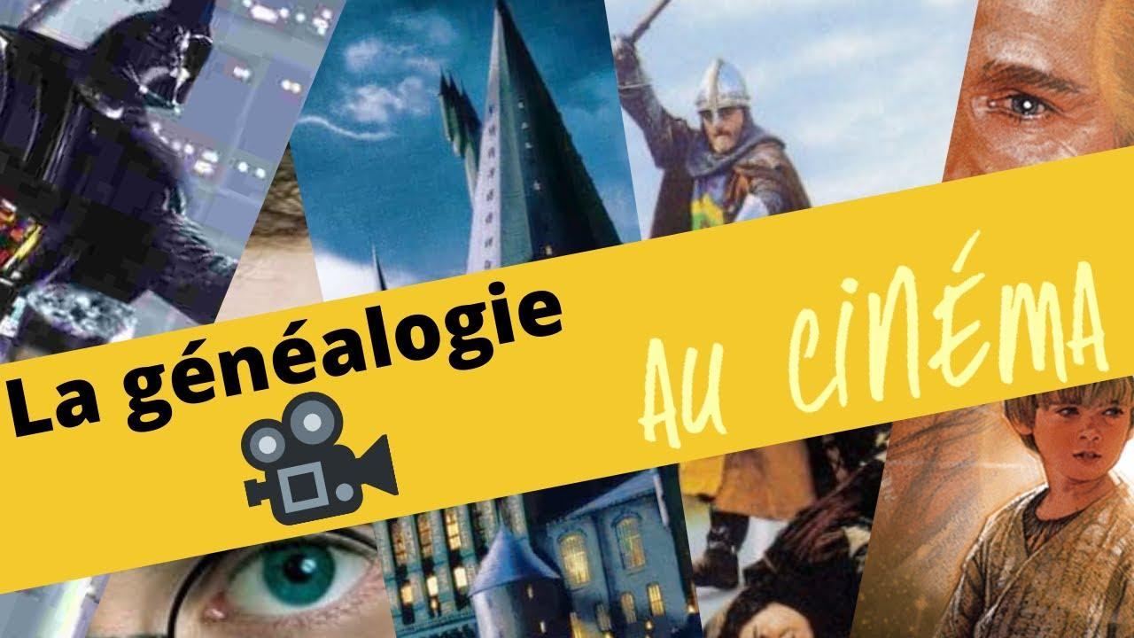Les Visiteurs, Star Wars, Harry Potter : LA GENEALOGIE AU CINEMA !