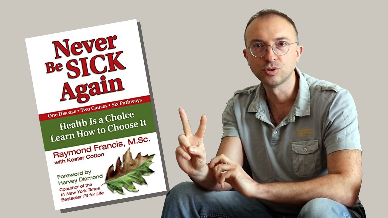 Download Never Be Sick Again Review