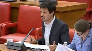 Segundo González sobre el Proyecto de Ley de Presupuestos Generales del Estado 2018
